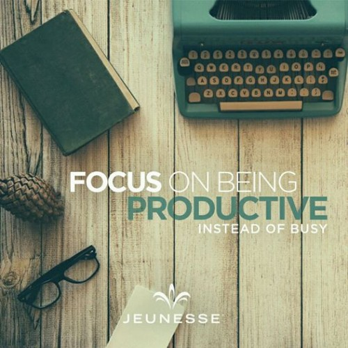FocusOnBeingProductive