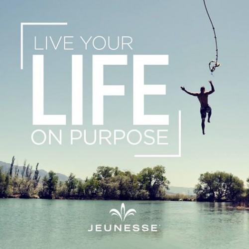 LiveYourLiveOnPurpose