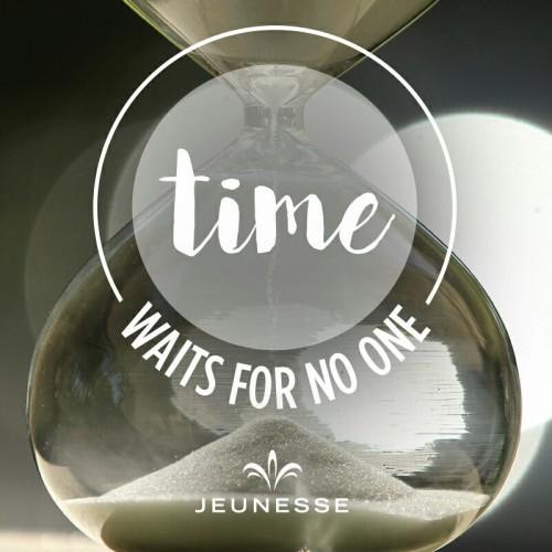 TimeWaitsForNoOne