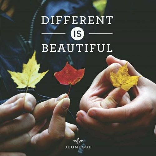 DifferentIsBeautiful