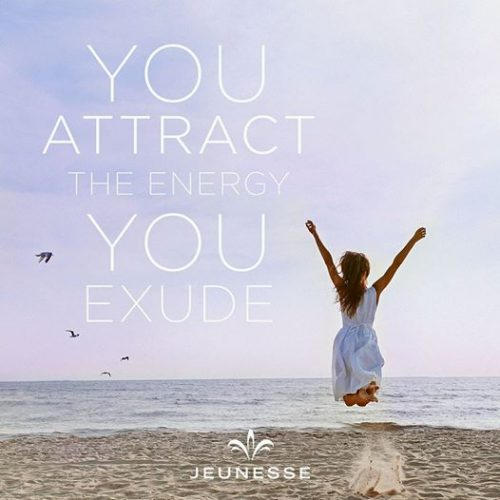 YouAttractTheEnergy