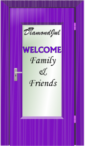 Purple Door Welcome